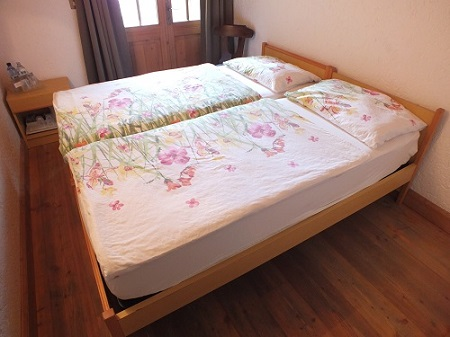 Bed and Breakfast Livigno centro Baita Luleta Camera Standard