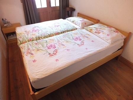 Bed and Breakfast Livigno centro Baita Luleta Camera Standard