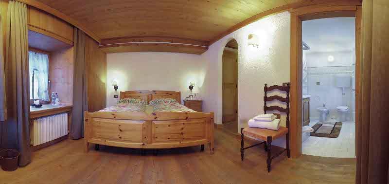 Hotel a Livigno: Baita Luleta Camera Superior