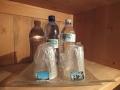 Hotel a Livigno: Baita Luleta Camera Superior Bottigliette Acqua