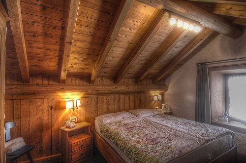 Bed and Breakfast Livigno economici Baita Luleta Stua da Angela