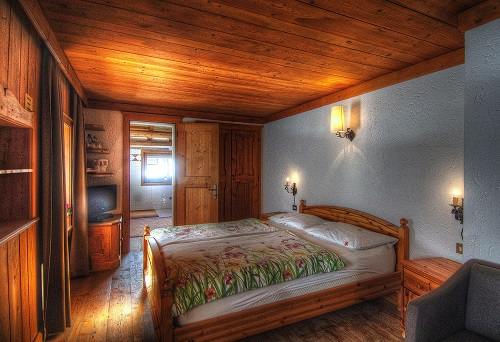 Bed and breakfast Livigno Baita Luleta Suite