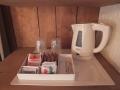 Bed and breakfast Livigno Baita Luleta Suite Bollitore e varietà di the