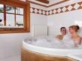 Bed and breakfast Livigno Baita Luleta Suite vasca idromassaggio