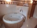 Bed and breakfast Livigno Baita Luleta Suite vasca idromassaggio circolare in legno